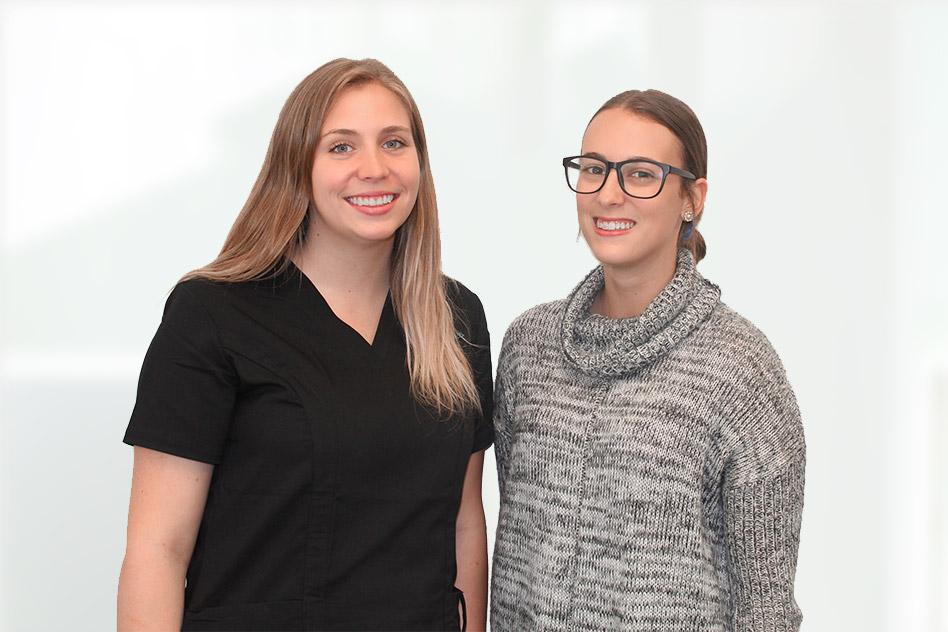 Mélissa & Lorie - Secrétaire-assistante