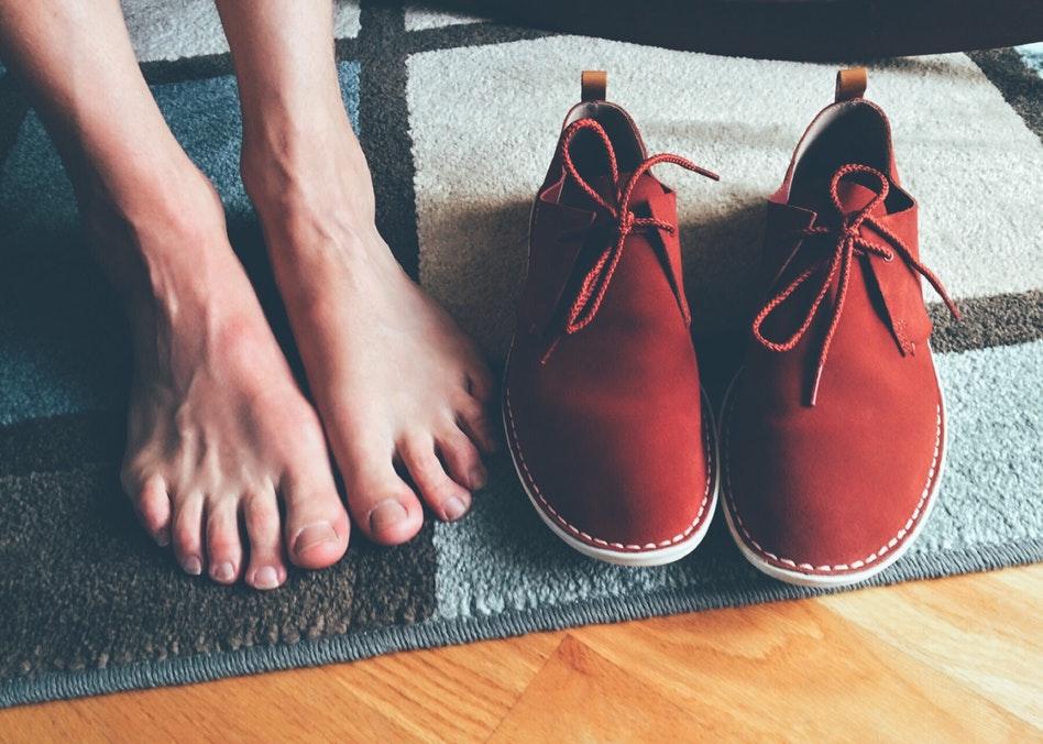 Vous avez remarqué une bosse sur votre pied, s'agit-il d'un oignon?